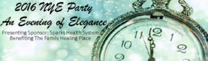 2016 NYE Party An Evening of Elegance Sparks Health System The Family Healing Place Fort Smith AR