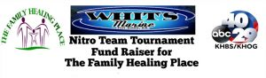 NItro Team Tournament Fund Raiser for Family Healing Place Fort Smith AR Fishing Tournament Whits Marine 40-29 KHBS KHOG ABC Bass Fish